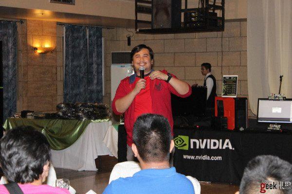 Nvidia Gamers Gathering