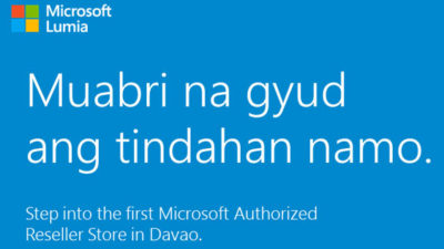 Microsoft Authorized Reseller Store to Open in Davao City