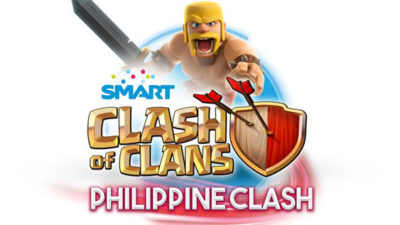 Biggest Clash of Clans Tournament Hosted by Smart Communications