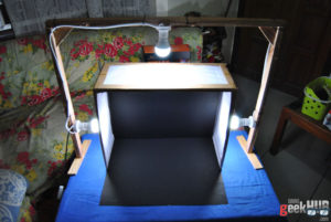 DIY Lightbox 14