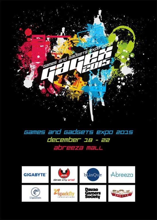 GAGEX 2015 1