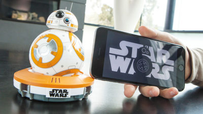 Sphero BB-8 App Enabled Droid Available in Lazada