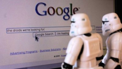 Star Wars Google Easter Eggs – The Force is Strong with This One