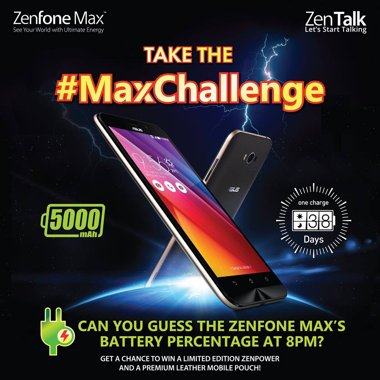 Max Challenge