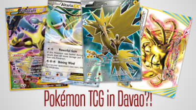 Calling All Pokemon Trainers in Davao City to join the League!