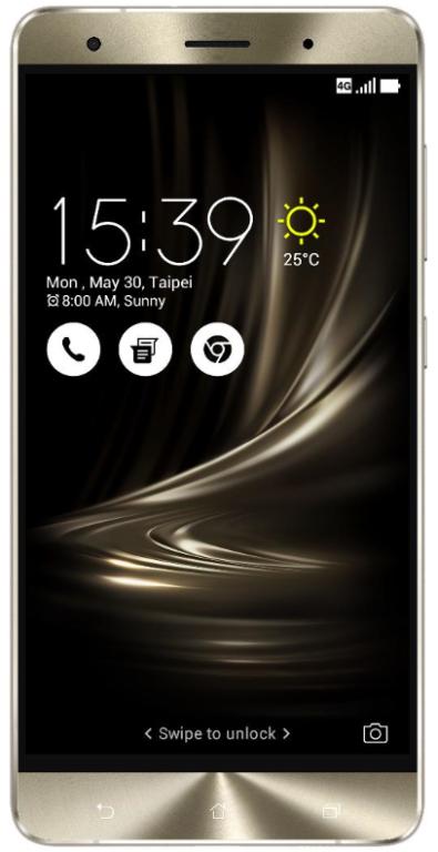 Zenfone 3 Deluxe Front