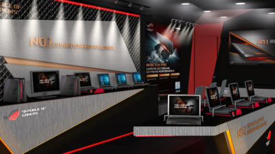 Republic of Gamers' 1st Ever ROG Concept Store in the Philippines Opens