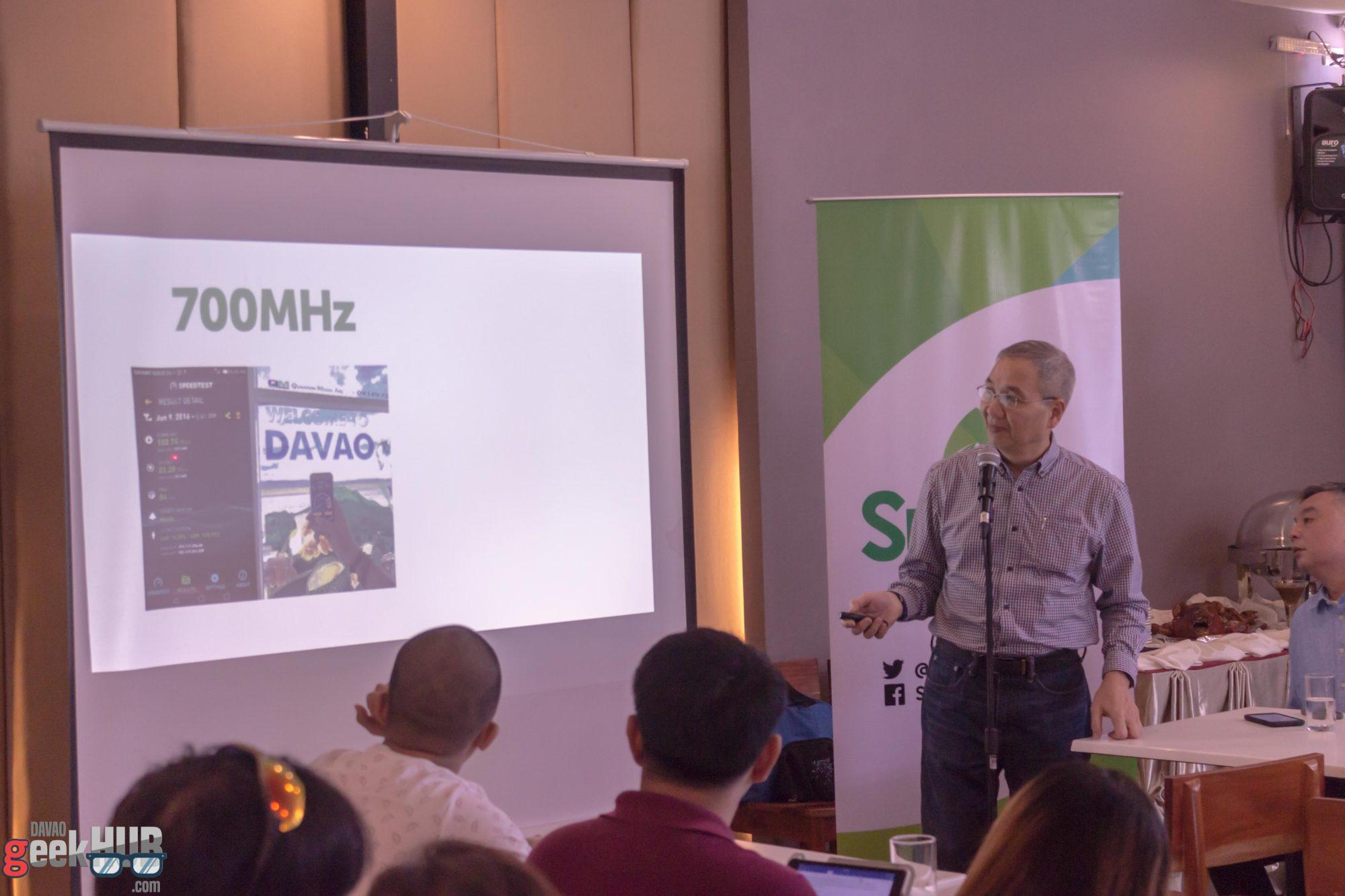 Smart LTE Davao