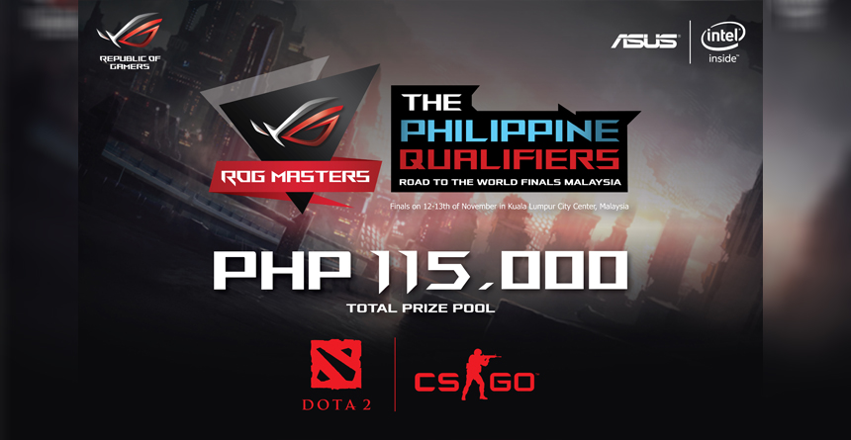 ROG Masters 2016 Philippine Qualifiers