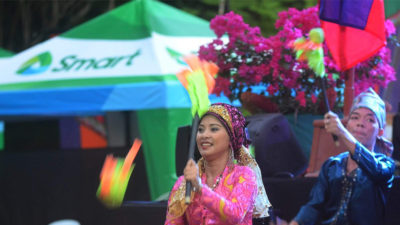 Davao City's Kadayawan Festival 2016 is Powered by Smart