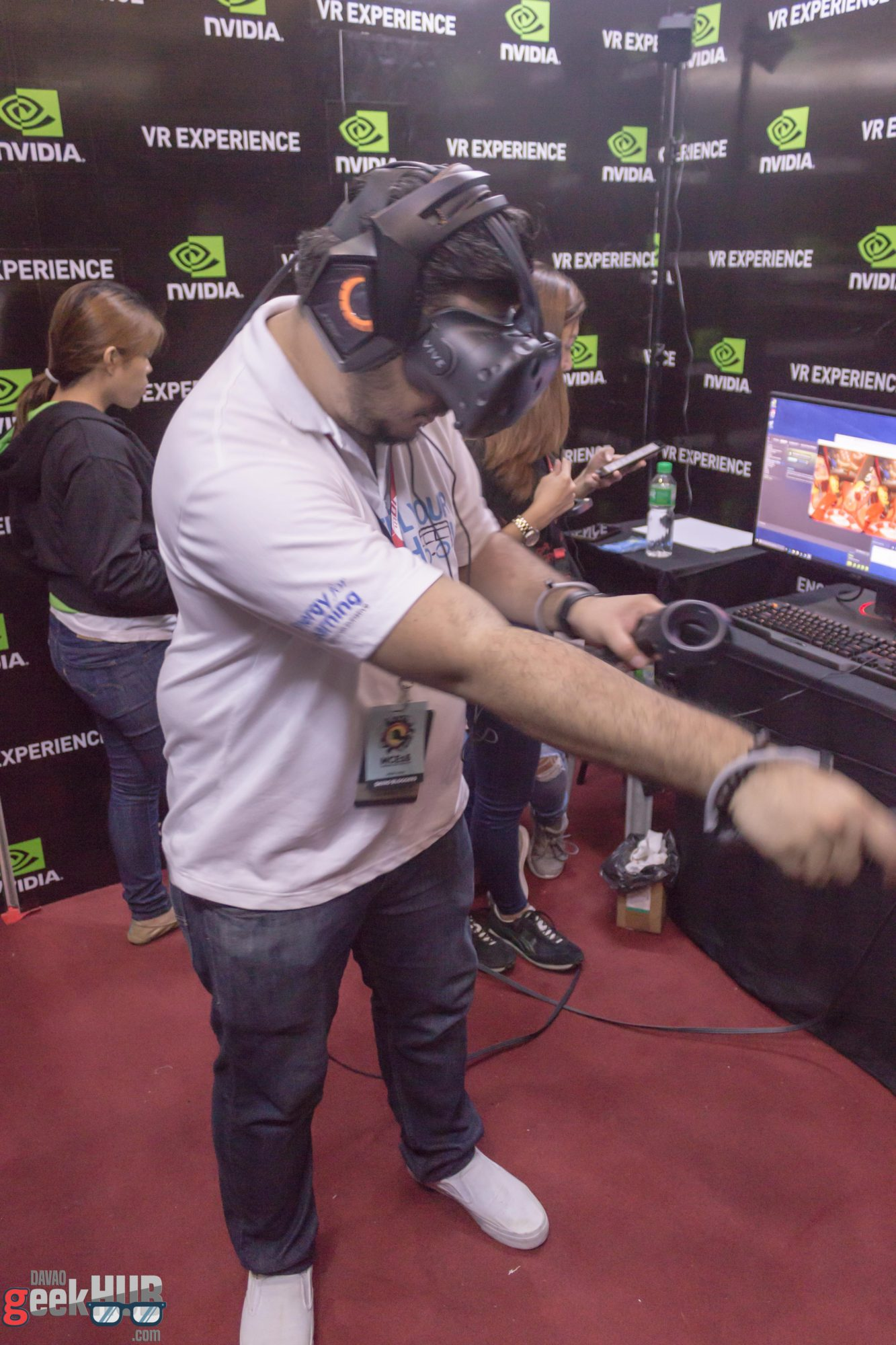 Nvidia VR Experience 2
