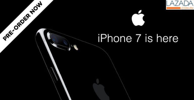 iphone 7 lazada pre-order