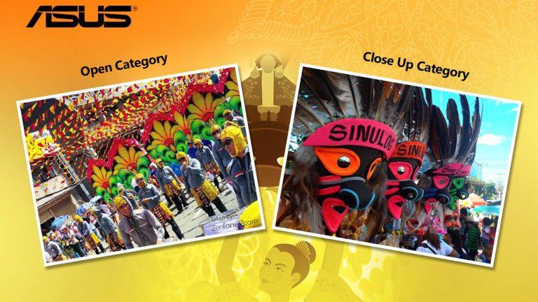 ZenFone Sinulog Photo Contest
