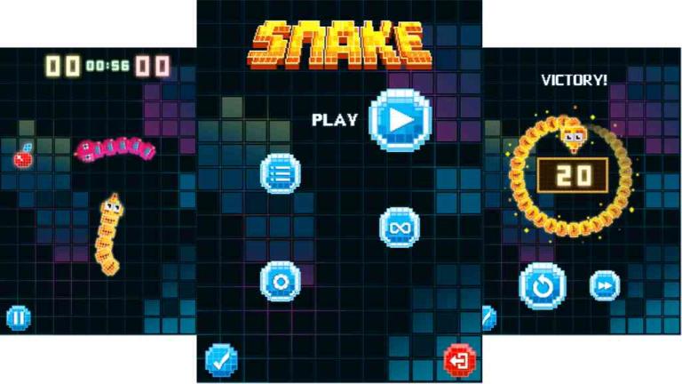 Nokia 3310 Snake