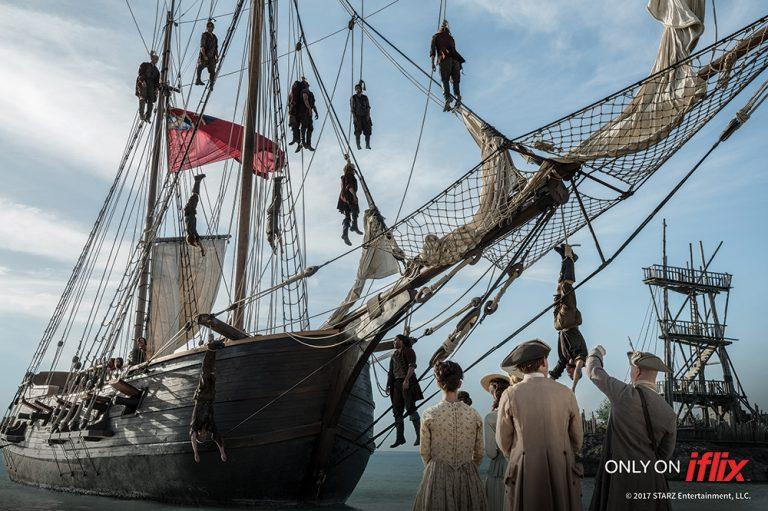 Black Sails Season 4 iFlix