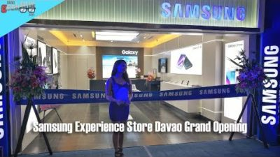 New Samsung Experience Store by 8telcom Opens in Davao