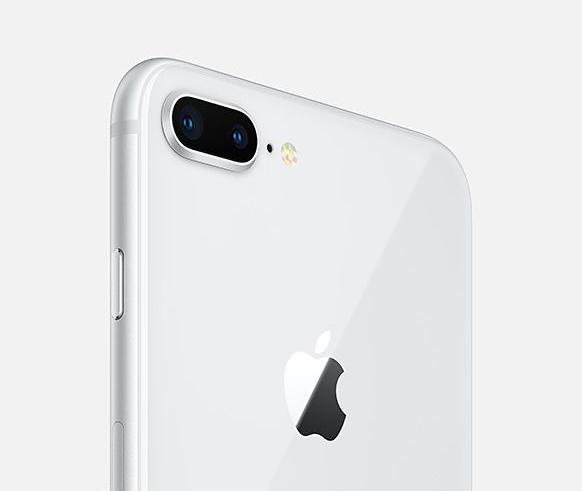 iPhone 8 Plus rear camera