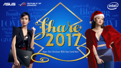 Check Out the ASUS Philippines 2017 Christmas Promo