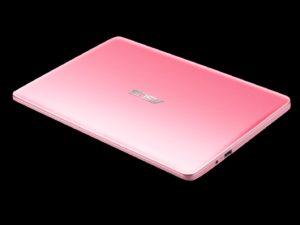 VivoBook E12 Petal Pink