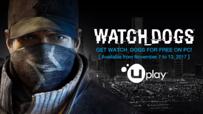 Watch Dogs Free for PC – Get Your Copy Until November 13