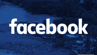Facebook to Help with Typhoon Vinta (Tembin) in Southeast Asia Relief