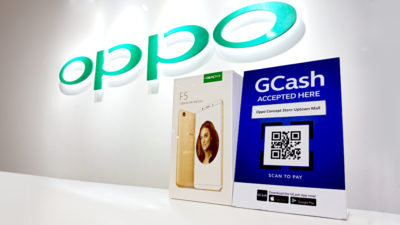 OPPO Philippines Now Accepts GCash Scan as Payment
