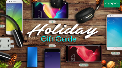 Here's the 2017 OPPO Gift Guide for the Holidays