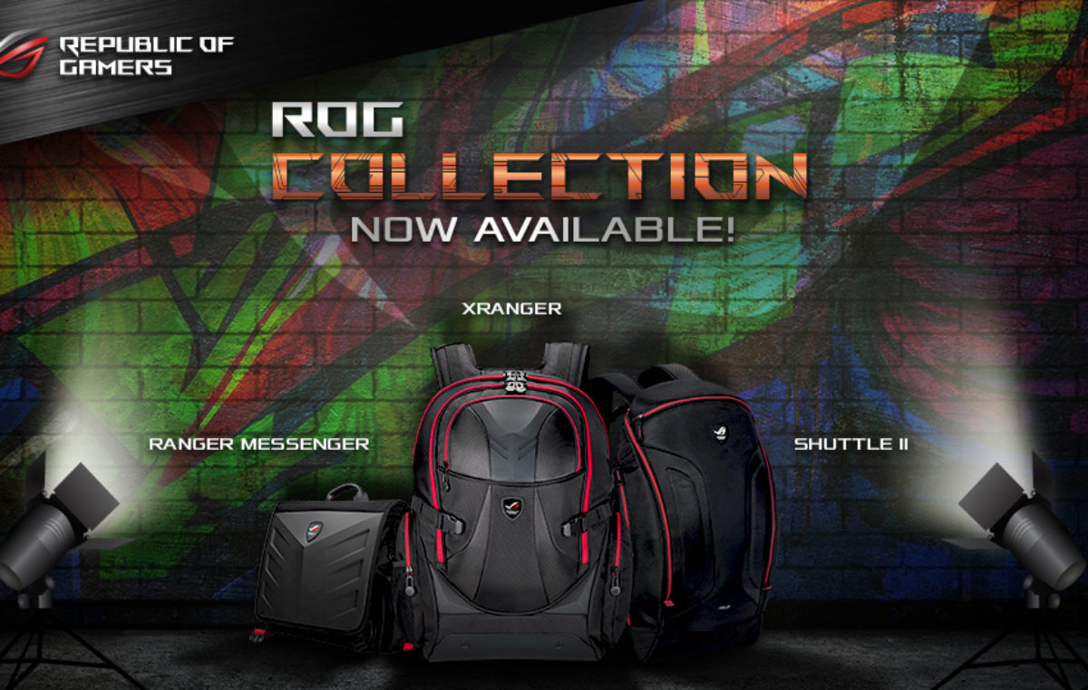 ASUS Republic of Gamers Introduces the ROG Collection
