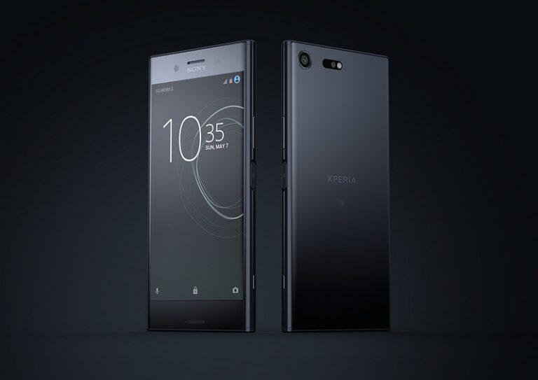 Sony Xperia XZ Premium Update