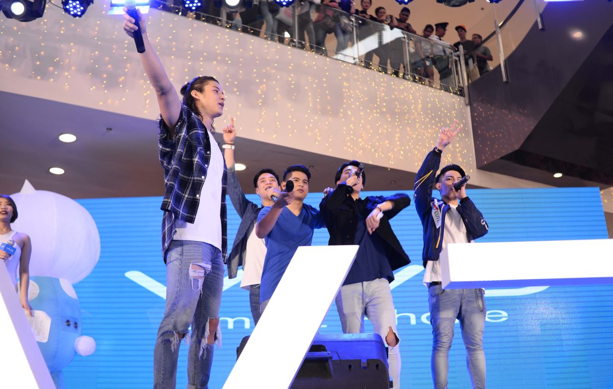 Vivo V7 Launch along with Celebrity Performers in Four Locations