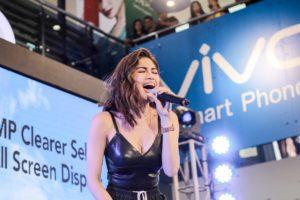 Vivo V7 re-launch Ashley Rivera 1