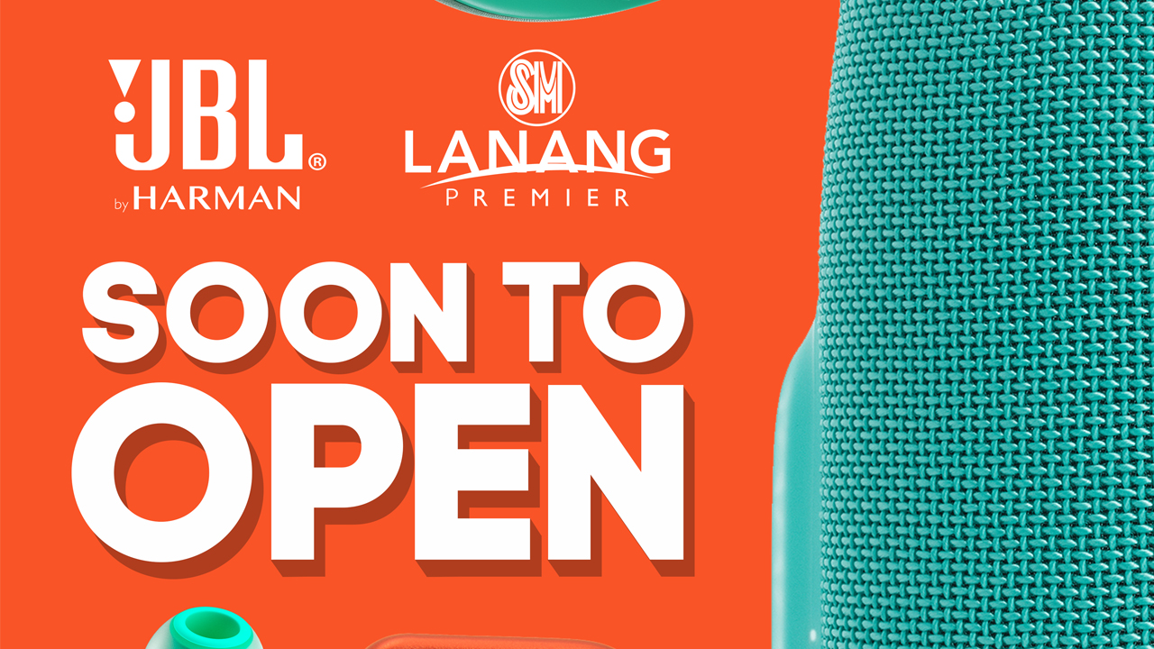 JBL Flagship Store Davao Opening