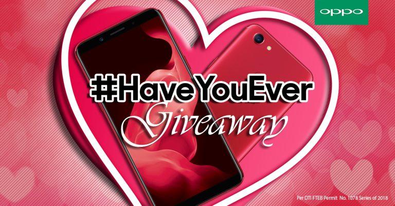 #HaveYouEver Valentine's Day promo