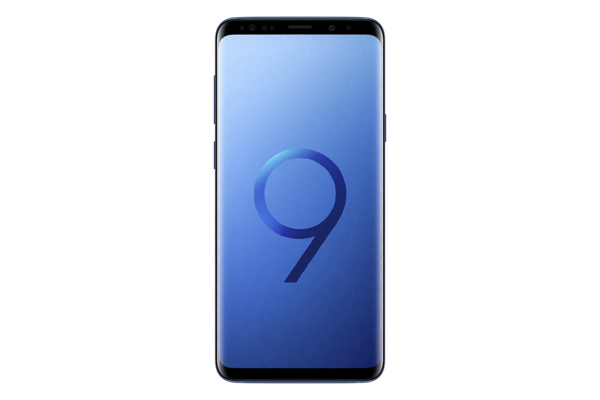 Samsung Galaxy S9 and S9+ coral blue