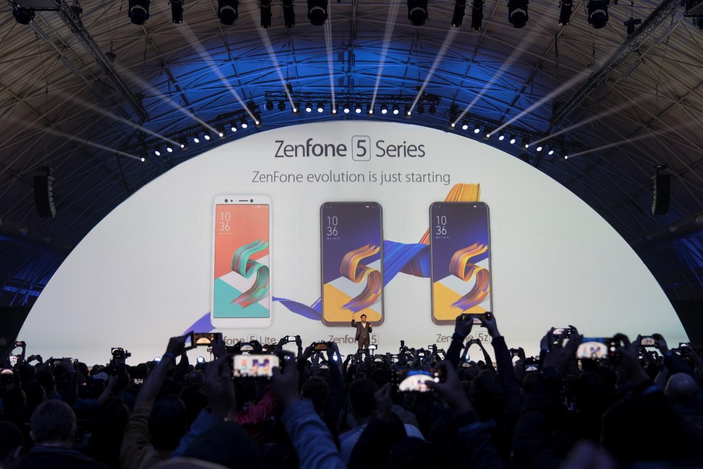 Zenfone 5 Unveil