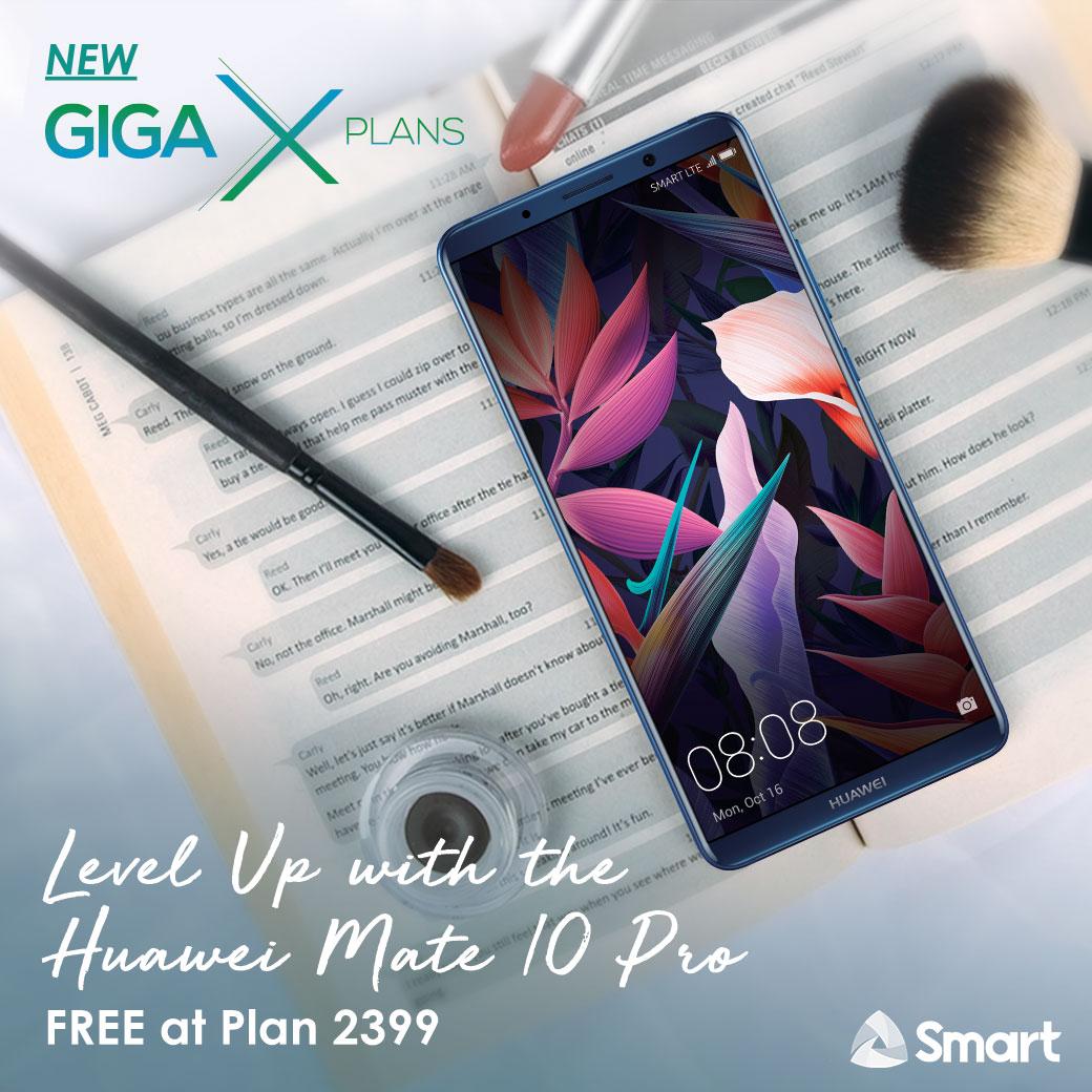 GigaX Plans Huawei Mate 10 Pro