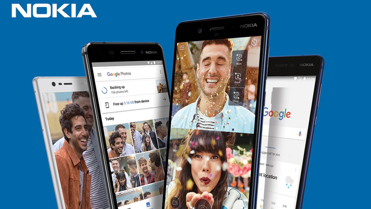 Nokia 8 6 5 3 2 March promo