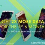 Smart Postpaid GigaX Plans