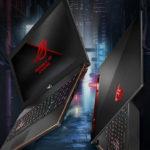 ASUS ROG 8th Generation Gaming Laptops