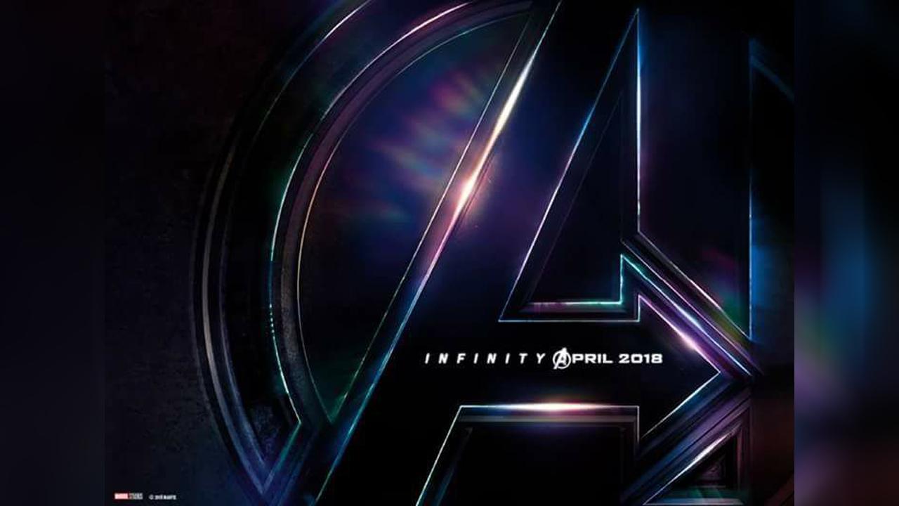 Avengers Infinity War at SM Cinemas