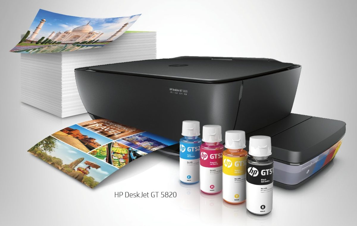 Get Php 1000 Off HP Deskjet GT All-in-One Printer with Free Ink
