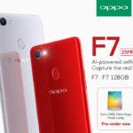 OPPO F7 Pre-Order