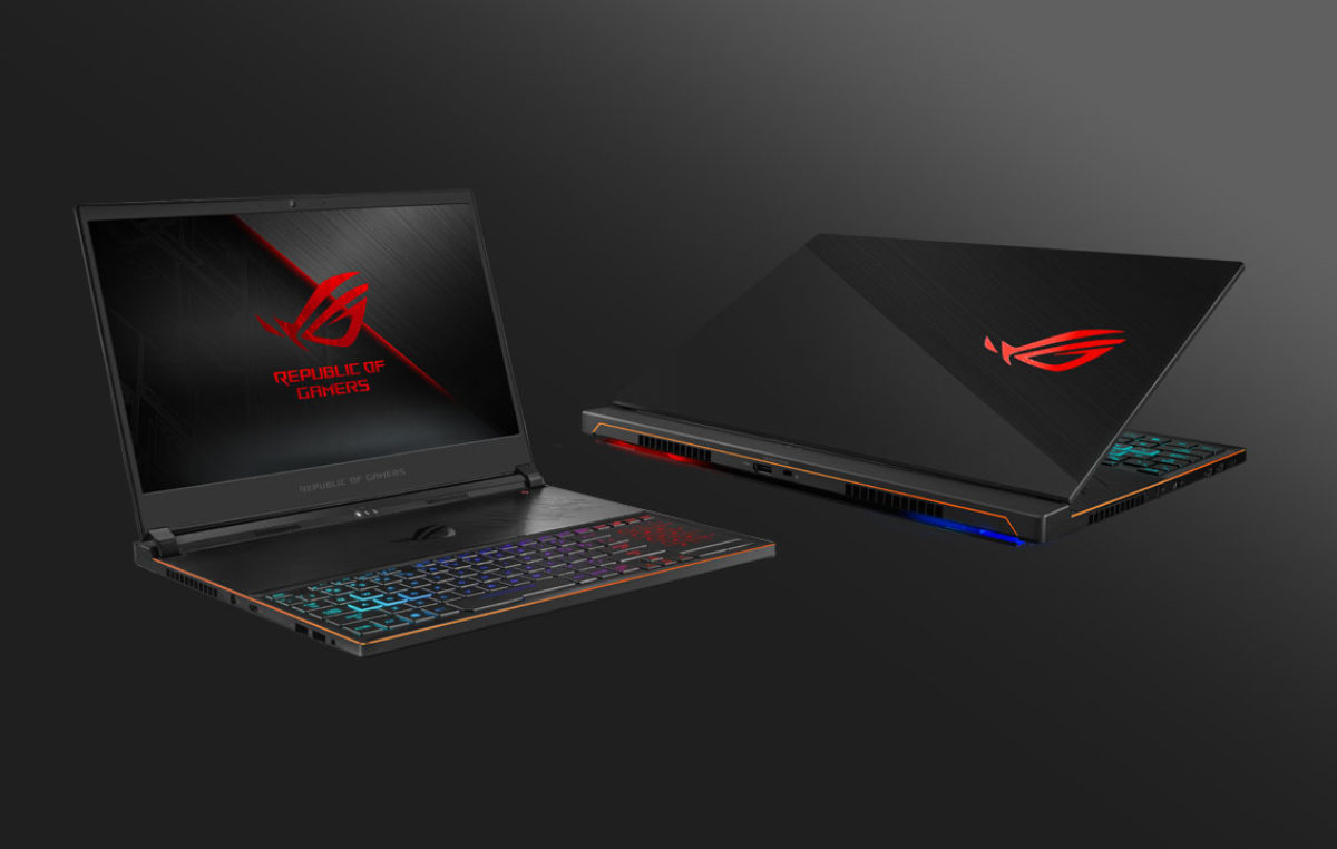ROG Outs the Zephyrus S GX531 – World's Thinnest Gaming Laptop