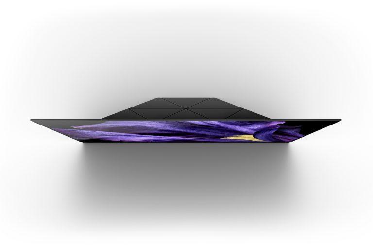 Bravia OLED A9F top