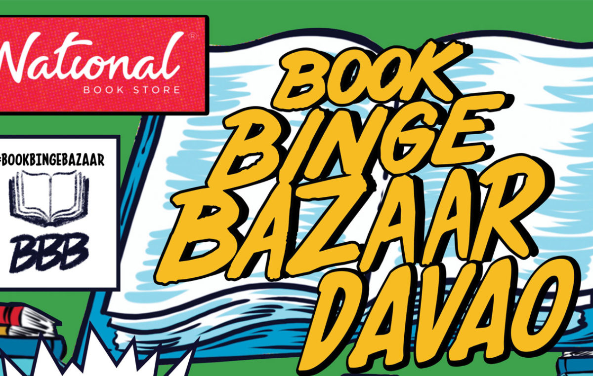 National Book Store Brings the Book Binge Bazaar to Davao City