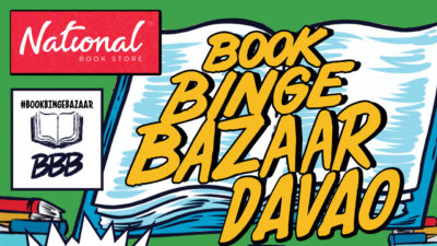 National Book Store Brings the Book Binge Bazaar to Davao City