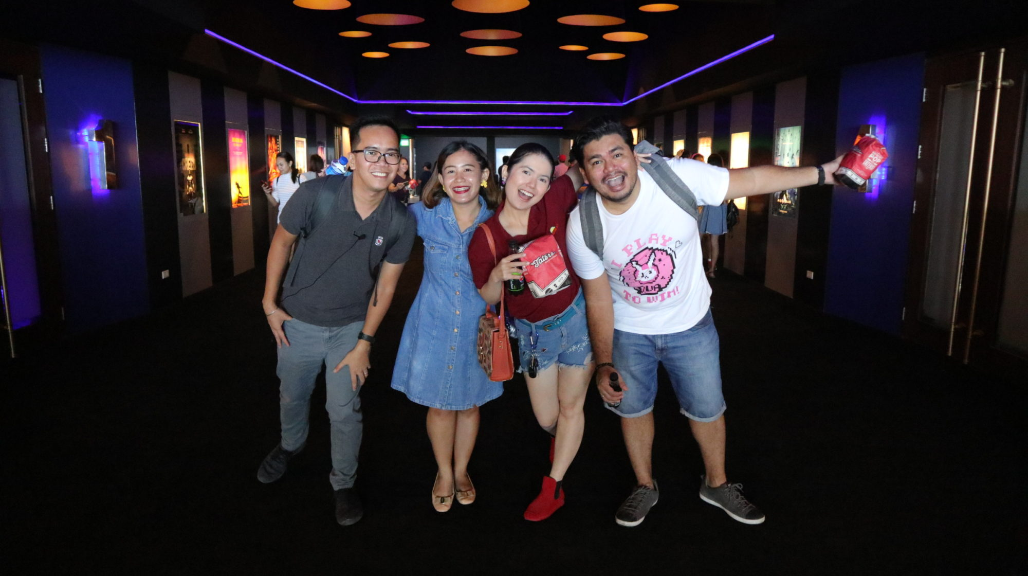 NCCC Mall Buhangin Dolby Atmos Theater 1.5