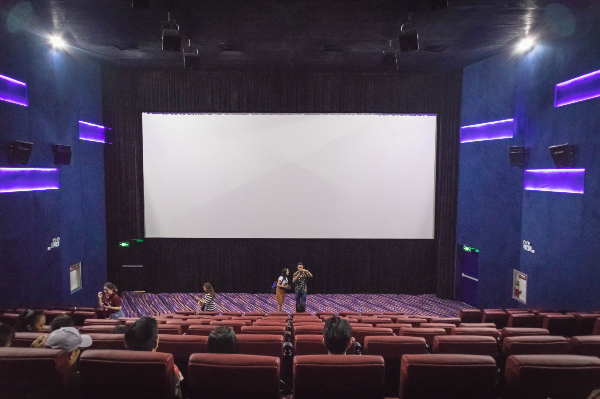 NCCC Mall Buhangin Dolby Atmos Theater 2