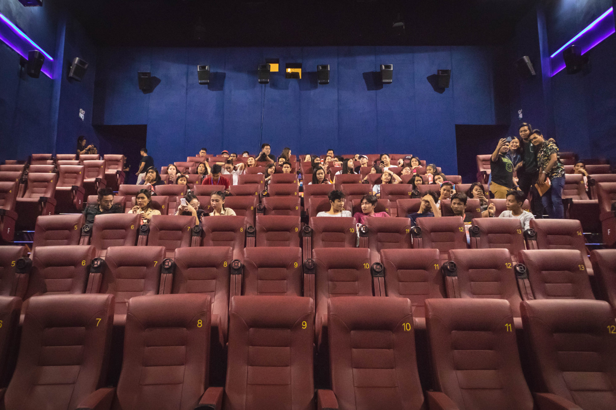 NCCC Mall Buhangin Dolby Atmos Theater 3