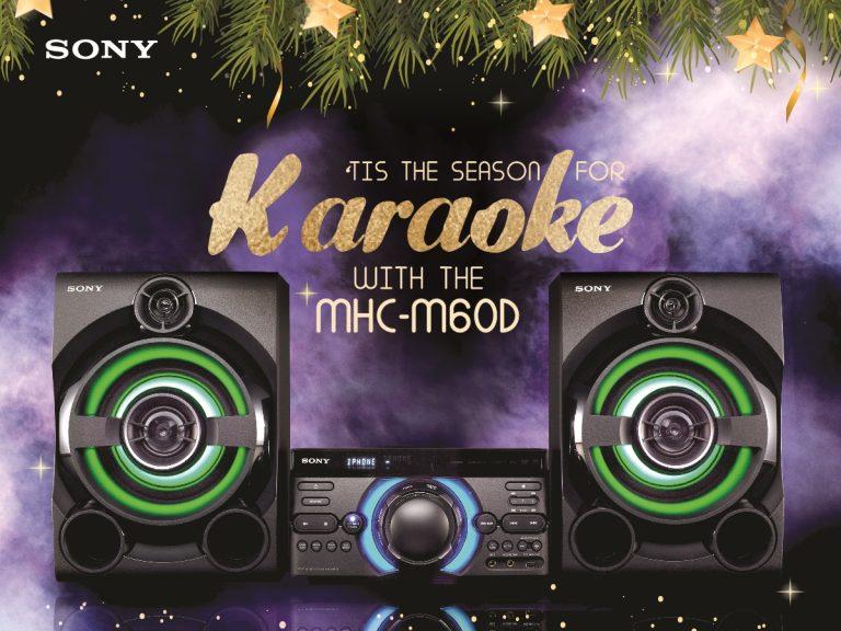 Sony M Series MHC-M60D